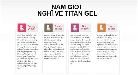 cách sử dụng gel titan cho hiệu quả nhanh nhất