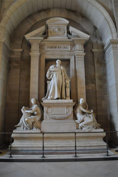 file salle des pas perdus du palais de justice de monument de berryer jpg wikimedia commons