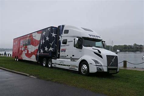 volvo trucks reinforces commitment  professional truck