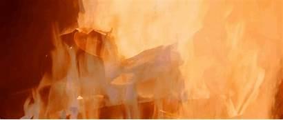 Darth Vader Fire Jedi Burning Return Cremated