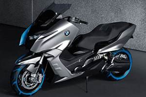 Neue Motorroller 2018 : roller studie concept c von bmw ~ Jslefanu.com Haus und Dekorationen