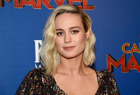 Brie Larson Shouldn Surprised Captain Marvel Made