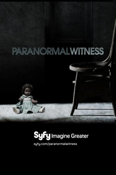 paranormal witness season   full