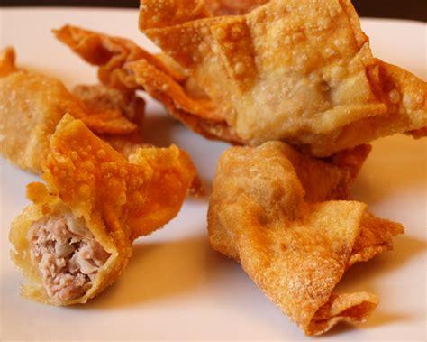 cuisine cote de porc ravioli vietnamiens frits mangez moi fr