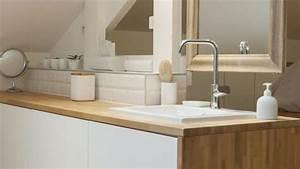 meuble vasque lavabo salle de bain With salle de bain design avec modele de lavabo de salle de bain