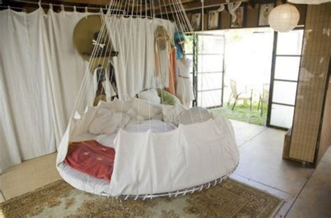 Suspended Hammock Bed by Bed Hanging Daybed Indoor Hammock Bed The