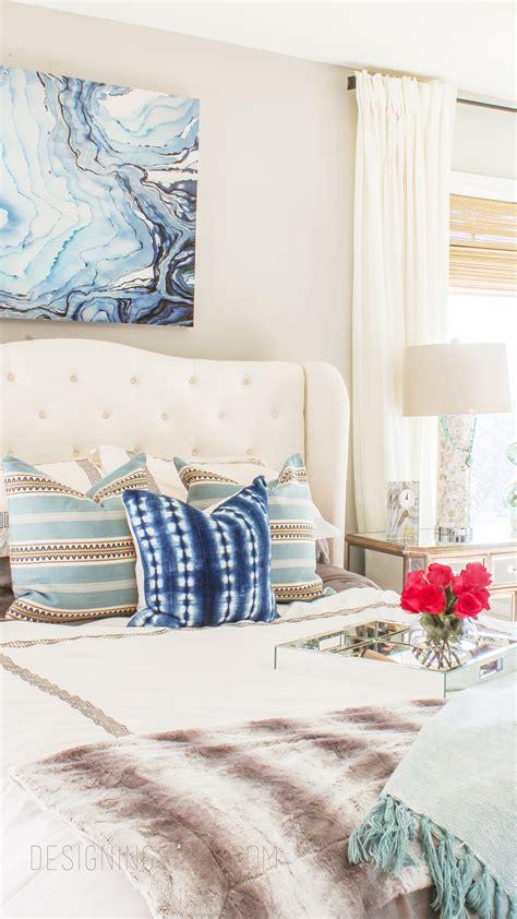 boho chic bedroom reveal part  interior design
