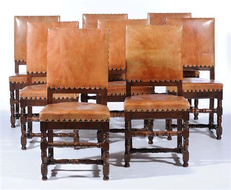 sedia luigi xiv otto sedie a rocchetto in stile antiquariato e dipinti