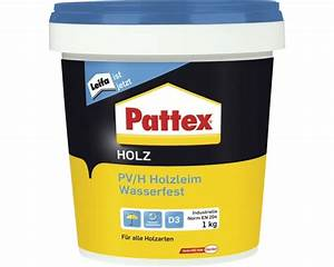 Pattex Kraftkleber Wasserfest : pattex holzleim wasserfest 1 kg jetzt kaufen bei hornbach sterreich ~ Orissabook.com Haus und Dekorationen
