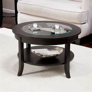 Round small coffee table coffee tables ideas for Very small round coffee table