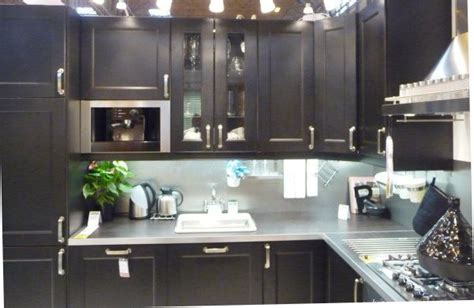 ikea black brown kitchen cabinets the world s catalog of ideas 7433