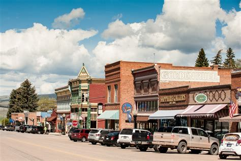 best small towns in philipsburg best small town in montana