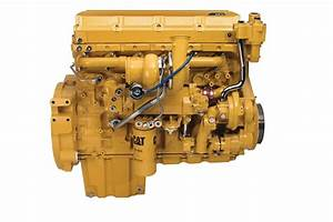 C13 Acert U2122 Dry Manifold Petroleum Engine