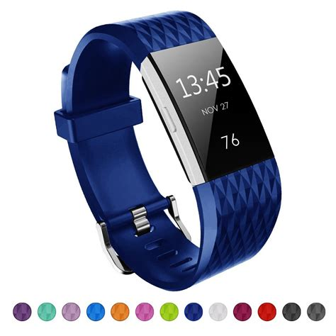 fitbit charge 2 band watch replacement bracelet accessory straps diamond ebay
