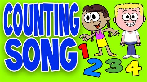 counting songs  children counting  kids