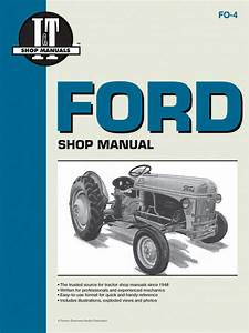 Ford Model 2n  8n  U0026 9n Tractor Service Repair Manual