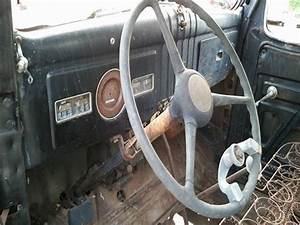 1941 Plymouth 1  2 Ton Pickup Manual For Sale