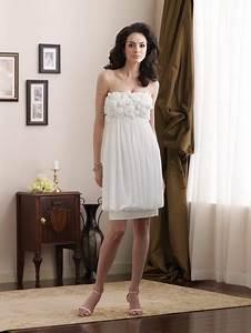 informal short wedding dresses With short informal wedding dresses