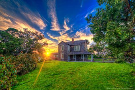 dubois pioneer home  sunset  jupiter inlet park