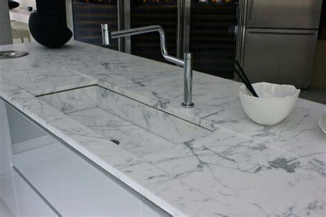 plan de travail en marbre pour cuisine cuisine plan de travail marbre 2 plans de travail de