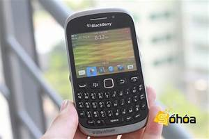 Blackberry Curve 9320 Spotted In Vietnam  Leaves Nothing
