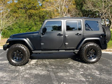 jeep sahara matte black matte black jeep wrangler i want jeepin pinterest