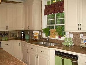 kitchen colors color schemes and designs With what kind of paint to use on kitchen cabinets for brown and orange wall art