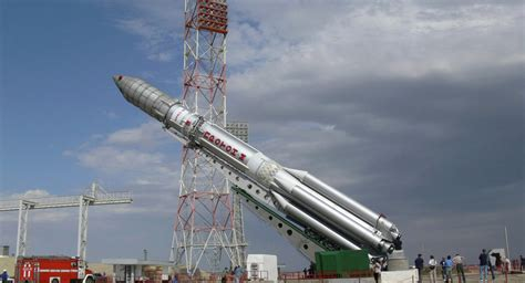 Russian Proton Rocket Launches To Resume Sept 15