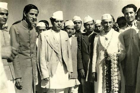 Jawaharlal Nehru, King Tribhuvan