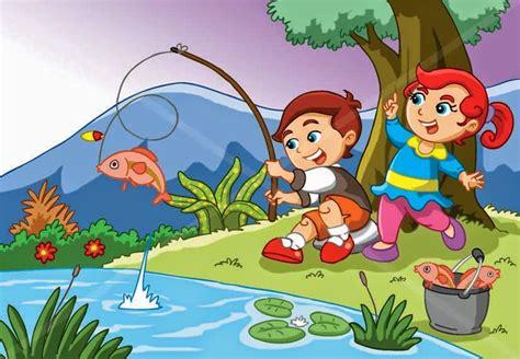 anime legenda indonesia si anak ikan dongeng indonesia