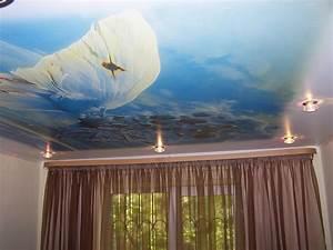 Peindre Un Plafond Facilement : charmant comment peindre un plafond facilement 11 pose ~ Premium-room.com Idées de Décoration