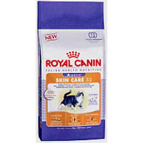 royal canin hair and skin royal canin hair skin 33 cat food