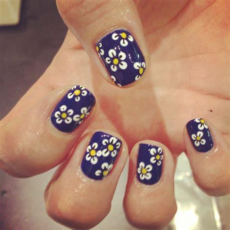 pretty nail designs blue nail designs acrylic nail designs