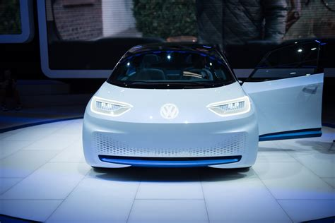 2018 Volkswagen Id Concept Picture 691059 Car Review