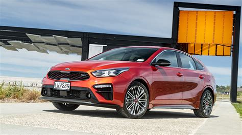 kia cerato gt review roadtest