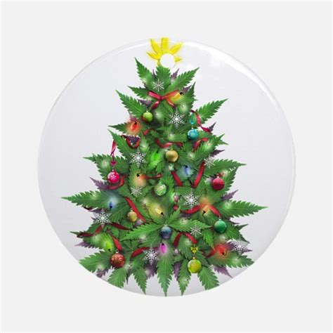 marijuana christmas ornament gifts merchandise gift ideas apparel cafepress