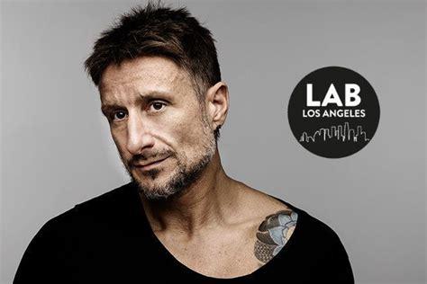 Marco Bailey In The Lab La