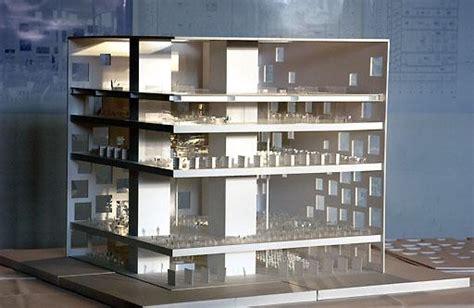 Zollverein School Of Mangement And Design In Essen by Mayer Archive Architecture Architects Sanaa