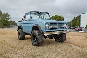 1976 Ford Bronco Restomod   Early Ford Broncos