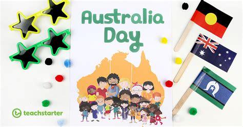 celebrating australia day   st century classroom