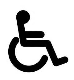 handicapped accessible bathroom designs logo handicap