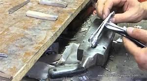 Comment Aiguiser Un Couteau : comment fabriquer et assembler un couteau laguiole youtube ~ Melissatoandfro.com Idées de Décoration