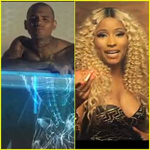 Chris Brown & Nicki Minaj: 'Love More' Music Video – Watch ...