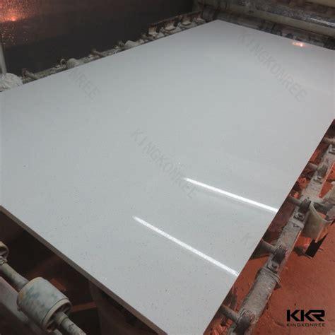 heat resistant 3200x1600x20mm largest size quartz slab