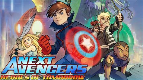 gli illuminati marvel marvel animated features next heroes of