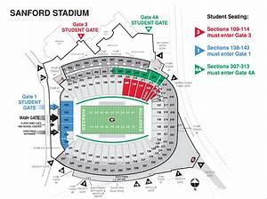 Sanford Stadium Seating Cabinets Matttroy