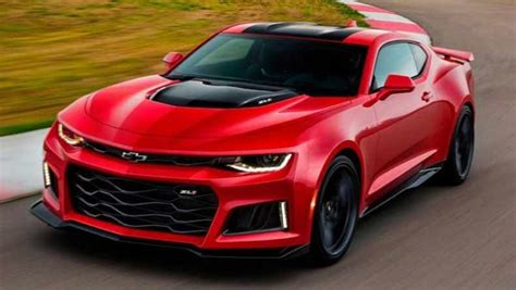 New Chevrolet Camaro 2019-2020 | Cars Motorcycles Review ...