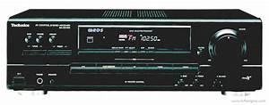 Technics Sa-ex140 - Manual - Am  Fm Stereo Receiver