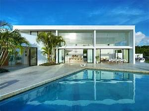 Caribbean Home: A Modern Wonder on the West Coast of Barbados
