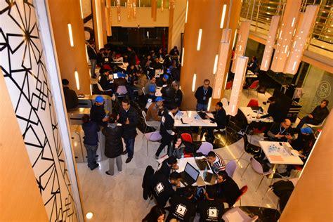 siege cih casablanca événement première édition du cih bank open innovation